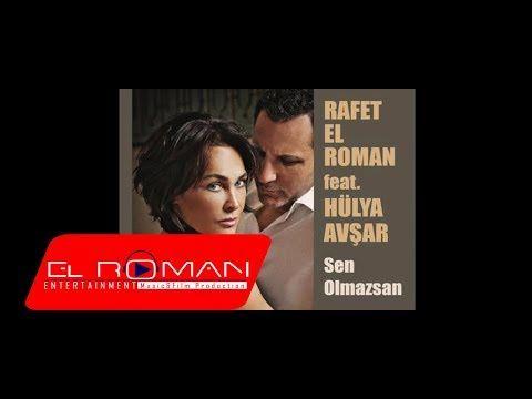 Rafet El Roman Feat Hulya Avsar Sen Olmazsan 2017 Youtube Movie Posters Incoming Call Screenshot Movies