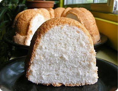 Jasmine Cuisine: Gâteau des anges