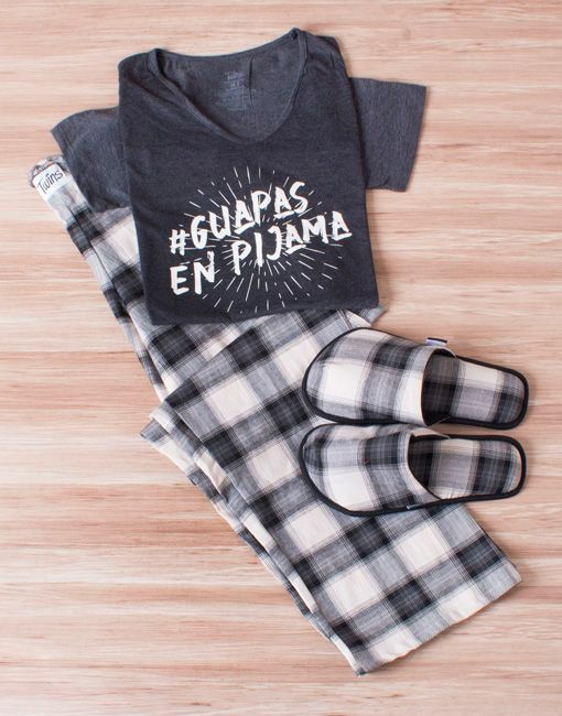 Pijama Para Mujer Invierno Manga Corta Modelo Jme0159 Guapas En Pijama Pantalon De Franela Algodon En 2020 Pijama Mujer Invierno Pijamas Mujer Pijamas Mujer Verano