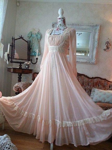Gunne Sax Dress by TheSnowKitteh on Etsy