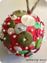 """Did this with assorted buttons and sequins. Even my three year got into it. You can easily use 300 pins on a 2.5"""" ball."""