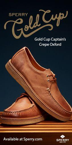 American eagle (men), Gold cup