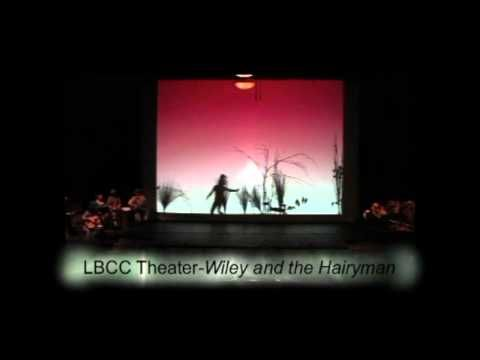 Wiley and the Hairyman Part1 - YouTube