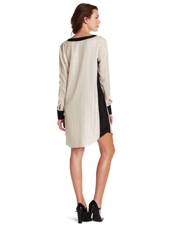 Amazon.com: Dallin Chase Women's Fakundo Long Sleeve Dress: Clothing