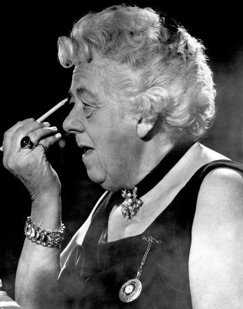 Margaret Rutherford Beauty