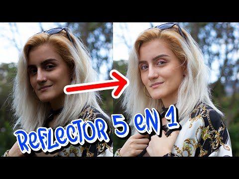 Cómo Usar Un Reflector Y Controlar La Luz En Tus Sesiones De Fotos Youtube Sesion De Fotos Fotos Fotos Videos