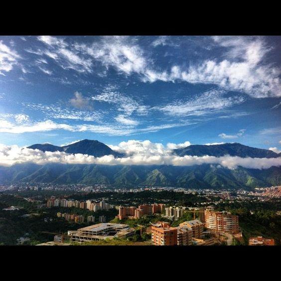 Cerro El Avila. Caracas Venezuela