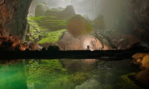 Behold this breathtaking drone footage of the world's largest cave - Posted on…