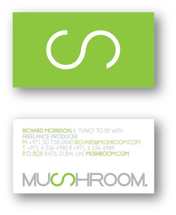 Mushroom by reham ibrahim, via Behance
