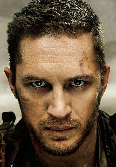 Tom Hardy - Mad Max: Fury Road (2015)                              …