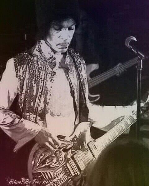 Prince - cool pic!
