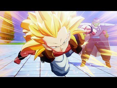 Dragon Ball Z Kakarot Super Saiyan 3 Gotenks Vs Super Buu Youtube Dragon Ball Z Dragon Ball Kakarot