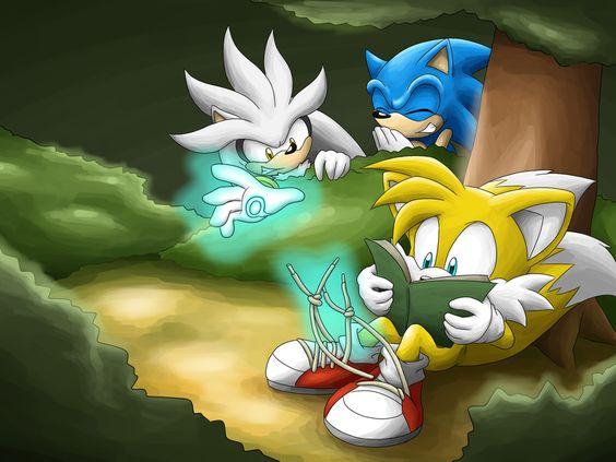 ~ pepsu   Sonic The Hedgehog (SEGA)   Pinterest   Nintendo  Silver The Hedgehog Walking