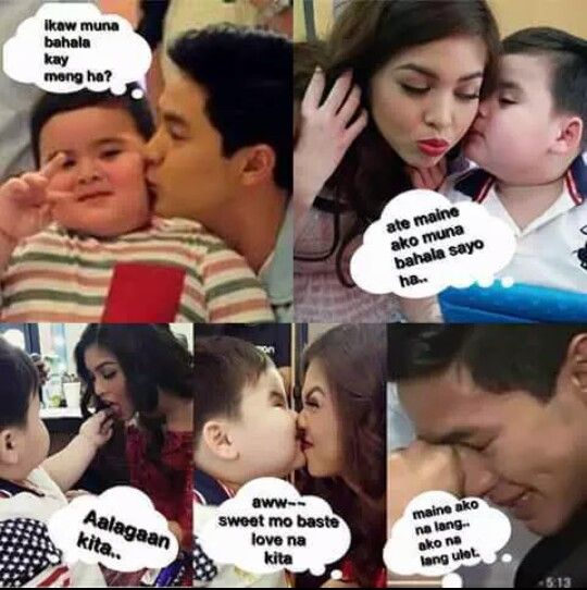 Be careful who you leave your heart with....Japan Pa More ♡♤♡♤♡ Alden and Maine