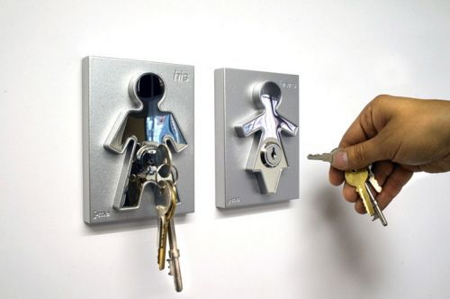 70 Cool Modern Funny And Creative Out Of This World Key Holder Ideas Wall Mounted Key Holder Key Holder Wall Key Holder