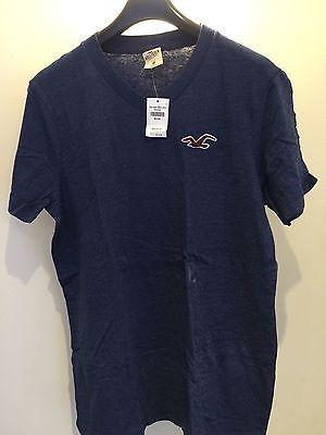 Men's Medium Hollister T-shirt Size M  - BRAND NEW WITH TAGS https://t.co/QCgAoekwXy https://t.co/7FNGa9Wk3E