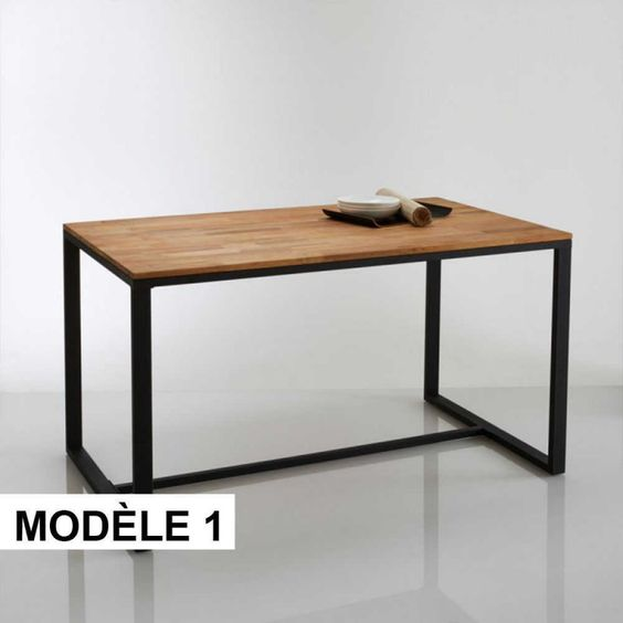 Hiba Square Oak Coffee Table With Shelf Natural La Redoute Interieurs La Redoute Zhurnalnyj Stolik Mebel Stoliki
