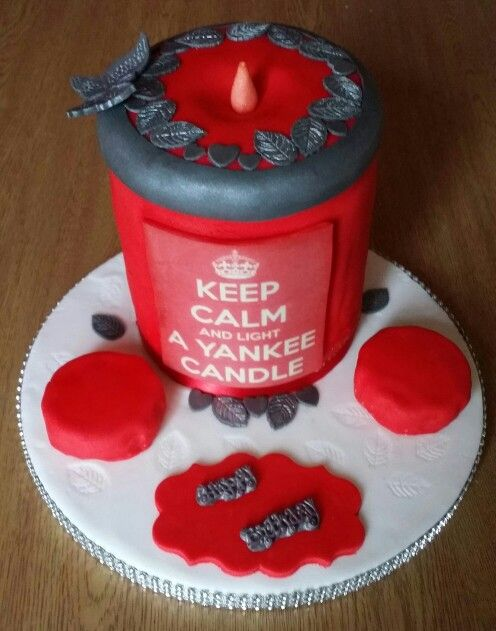 Yankee Candle Cake Images : Yankee candle cake Wow! Pinterest Yankee candles ...