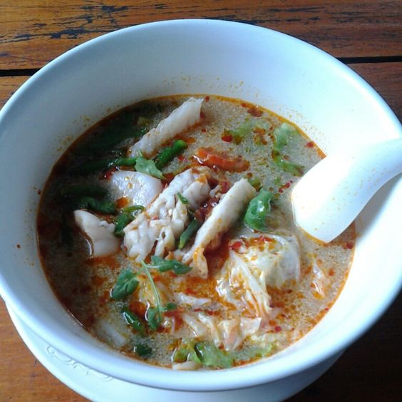 Pinterest the world s catalog of ideas for Spicy fish soup