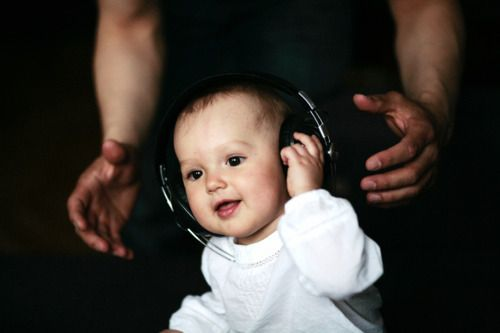 la música...