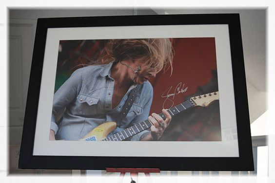 Alice In Chains  Jerry Cantrell by PhotoDivaLV on Etsy, $500.00