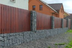garden gabion fence http://www.gabion1.co.uk