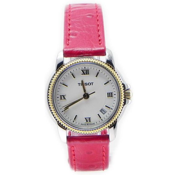 #Reloj #Tissot Ballade Bicolor. Ref: t46215113. #outlet #relojesmujer #relojesoutlet. http://www.entretiendas.com/Catalogo/campanha/108/Relojes_Tissot_