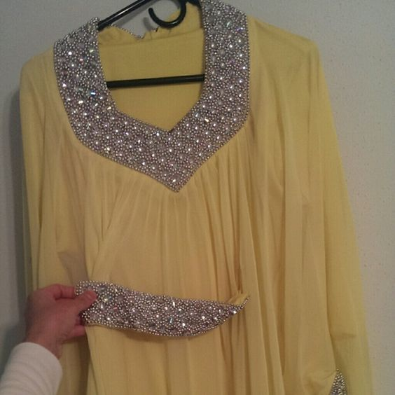 Arabic dress New from dubai Dresses Long Sleeve