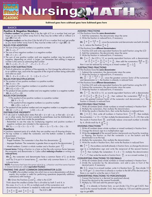 Career in Pharmacology