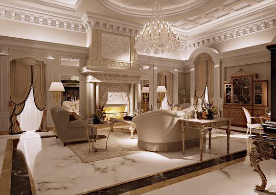 Italian Interiors of true elegance by master craftsman.  Provasi Collection
