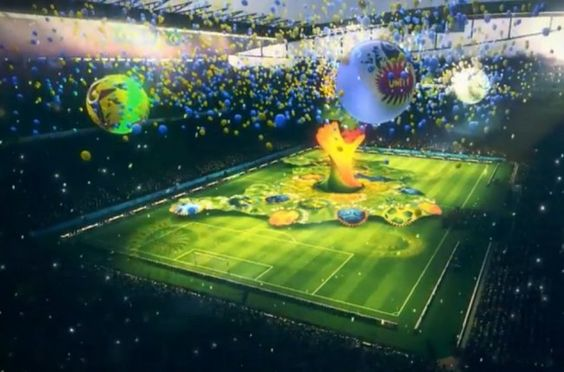 FIFA World Cup 2014 Video Games Review  http://mbasportsnews.blogspot.com/2014/05/fifa-world-cup-2014-brazil.html