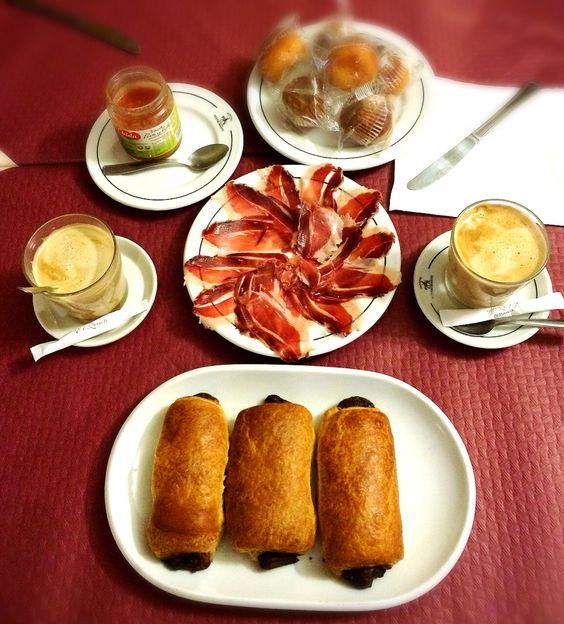 Nuestros desayunos