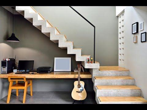 Ideas Para Decorar Debajo De La Escalera Youtube Decoracion Debajo De Escaleras Mueble Debajo De Escalera Muebles Bajo Escaleras