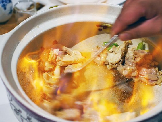 The Best Steamboat I have Ever Eaten, Man Fu Yuan