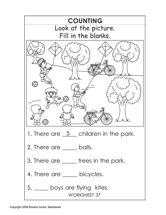 Printable Kindergarten Worksheets – Printable Kindergarten Writing Worksheets