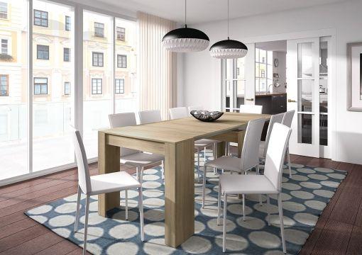 Mesa Consola Extensible Kendra Mesas De Comedor Muebles De
