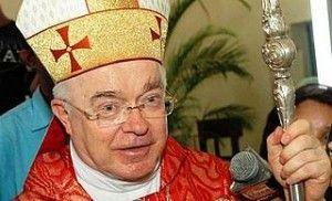 Nuncio en RD sí fue destituido por pederasta - Cachicha.com