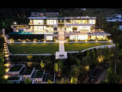 180 Million Dollars Bel Air Dream House 908 Bel Air Road Bel