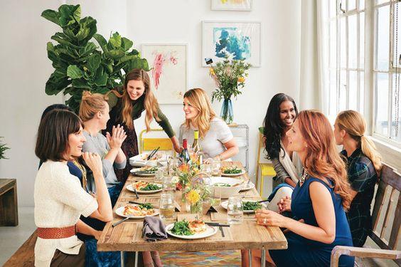 Sneak Peek: Go Inside Lauren Bush Lauren's First-Ever Feed Supper in Honor of World Food Day