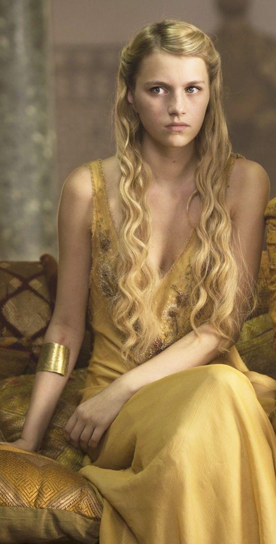 Nell Tiger Free as Myrcella Baratheon