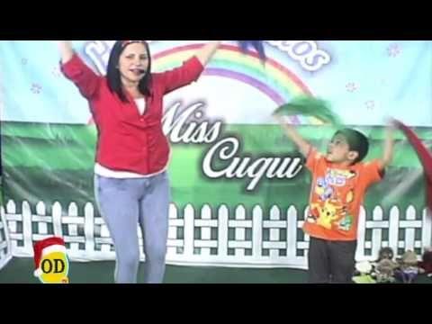 Miss Cuqui Los Pañuelos Youtube Canciones Youtube Literatura