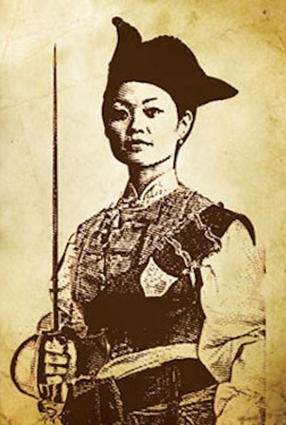 Most successful pirate in history was Ching Shih, a Chinese commanding 300 boats manned by over 20,000 lesser pirates.