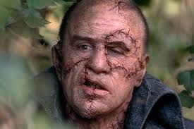 "Robert de Niro en ""Frankestein"" (1994"""