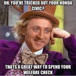 CIVIC!!!: Condescending Wonka, Funny Things, Funnythings, Wonka Memes, So True, Funny Stuff, Funnystuff, Willy Wonka, Condescendingwonka