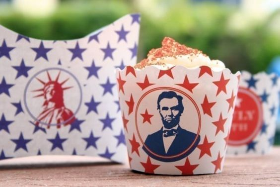 Making these for a Fourth of July party.