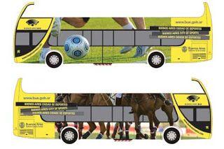 Argentravel Bus turístico en Buenos Aires