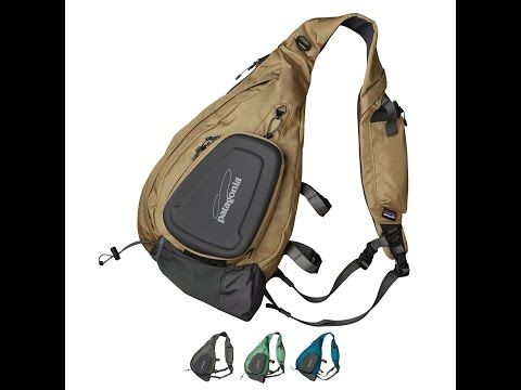 Patagonia Fly Fishing Stealth Atom Sling Pack Avidmax Youtube Sling Pack Fly Fishing Sling