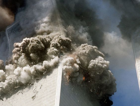 9:59 a.m. 9/11, South Tower
