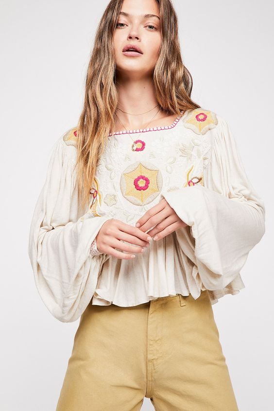 Claudine Top | Free People
