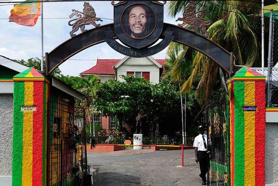 Ocho Rios, Jamaica | Kingston City Tour & Bob Marley Museum: